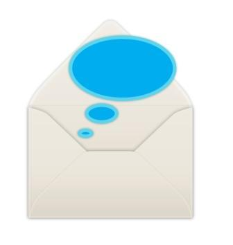 Envelope_-_thought_bubbles_erengoksel